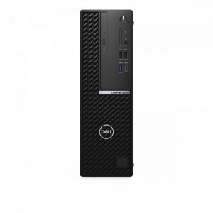 Dell Komputer Optiplex 5080 SFF/Core i3-10100/8GB/256GB SSD/Integrated/DVD RW/Kb/Mouse/W10Pro