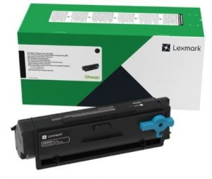 Lexmark Toner High Yield 3k black B342H00