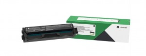 Lexmark Toner High Yield 4,5k black C342XK0